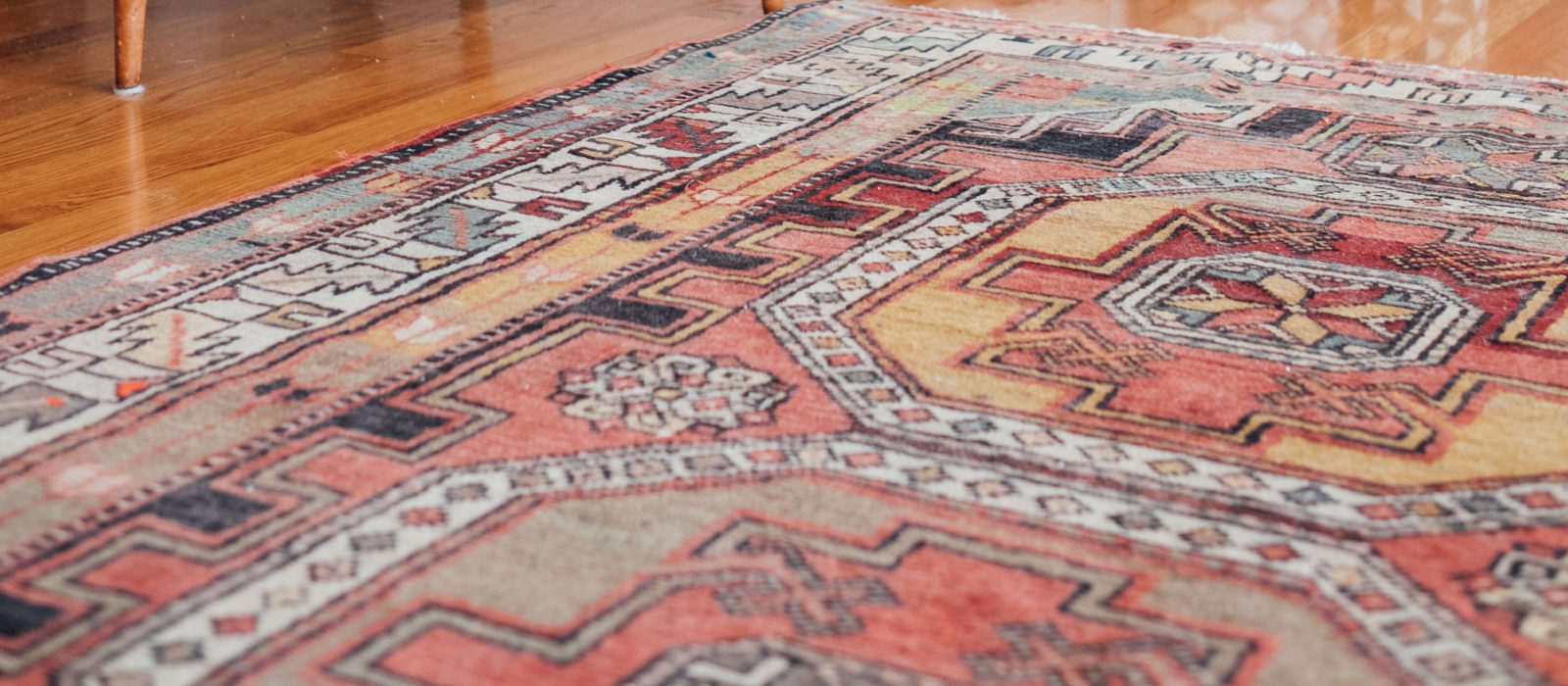 authentic oriental rug
