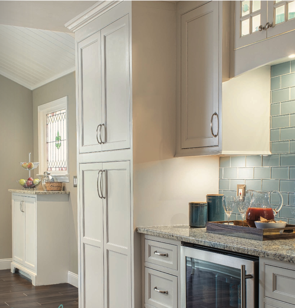 The Most Popular Kitchen Cabinets Holly Thompson Homes